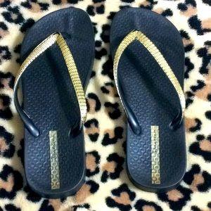 Ipanema👙Made in Brazil Flip Flops Sz 7